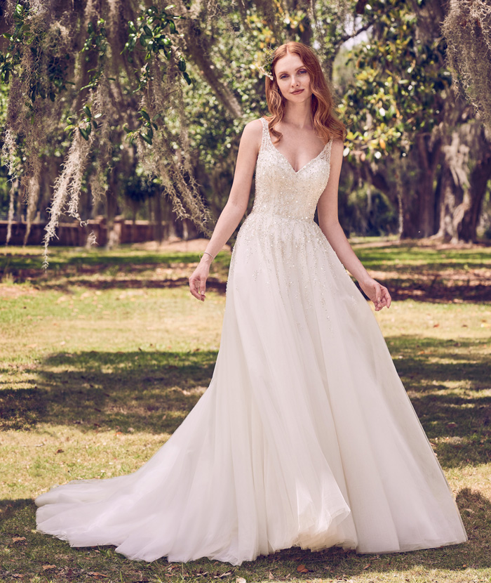 Maggie Sottero | As seen on TodaysBride.com