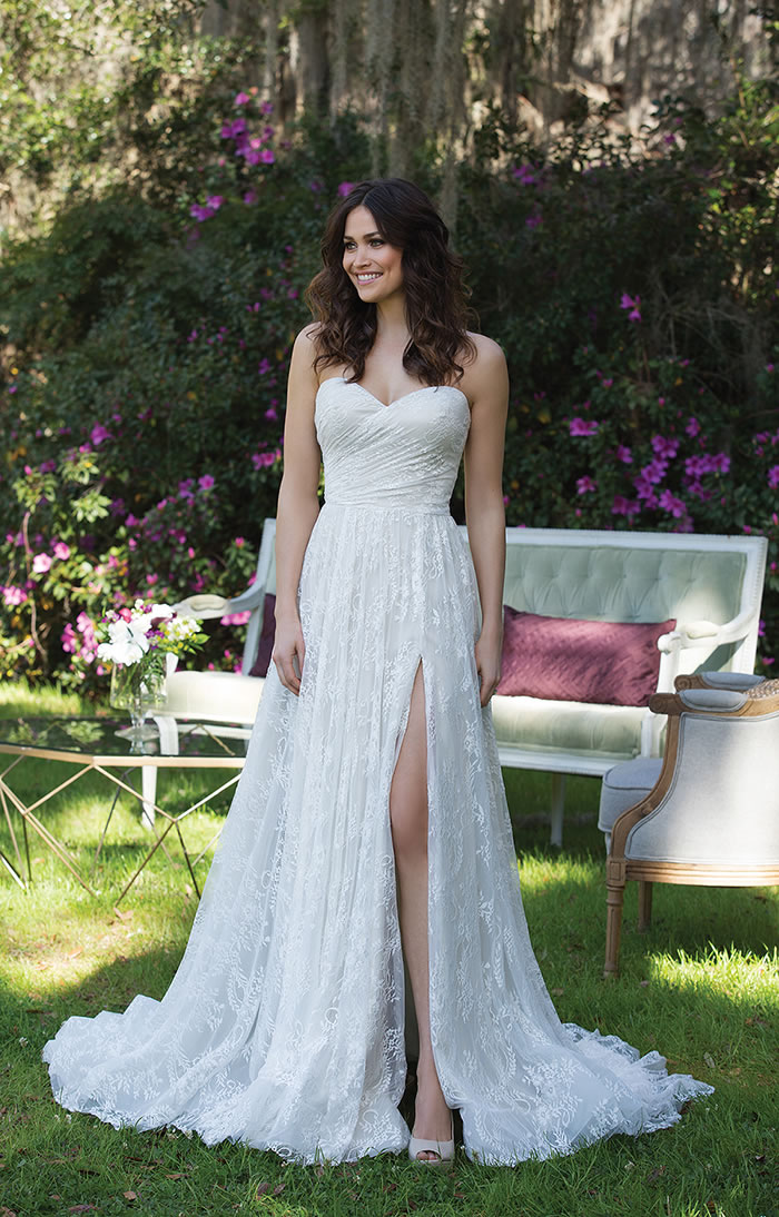 Wedding Dress | Sincerity Bridal | As seen on TodaysBride.com