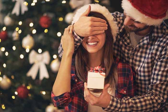 Christmas Proposal | As seen on TodaysBride.com