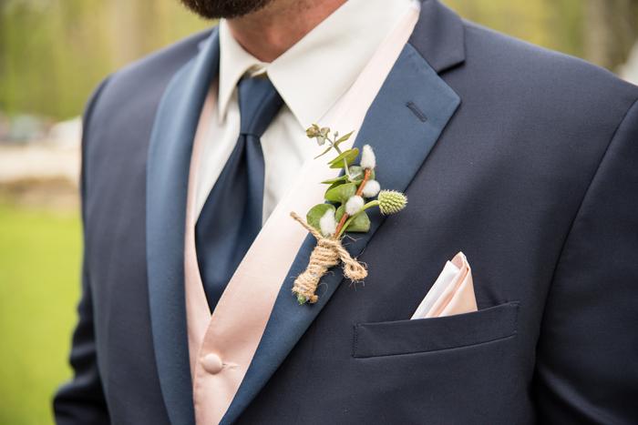 Men's Attire | Sabrina Hall Photography | As seen on TodaysBride.com