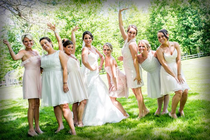 Bridesmaid | BCR Studios by Brad | As seen on TodaysBride.com