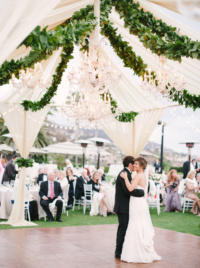 Greenery | Michael Radford Photography | As seen on TodaysBride.com