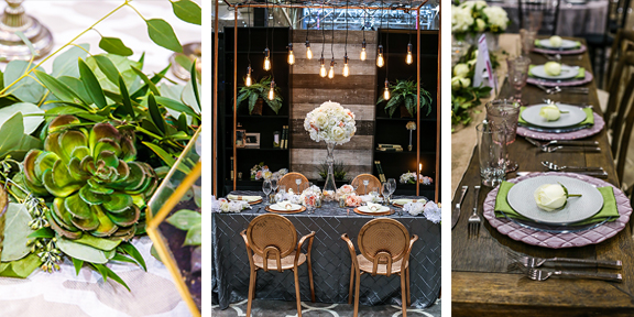 Cleveland 2018 Wedding Show Decor & Inspiration