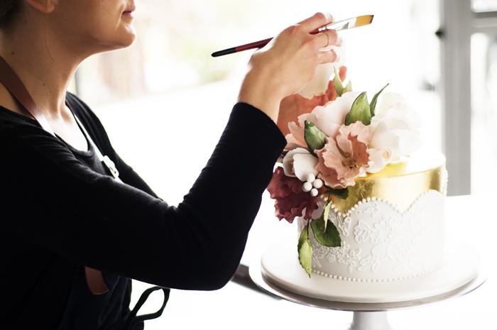 Wedding Cakes | CakeInk | As seen on TodaysBride.com