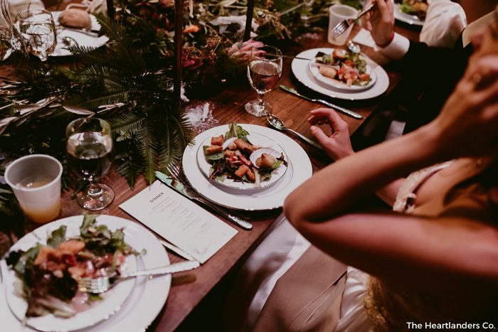 Catering | The Heartlanders Co. | As seen on TodaysBride.com