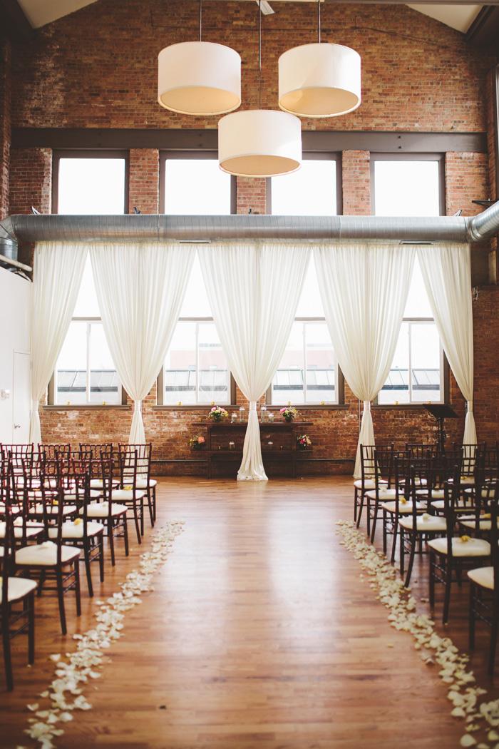 Minimalist Wedding | The Shalom Imaginative | As seen on TodaysBride.com