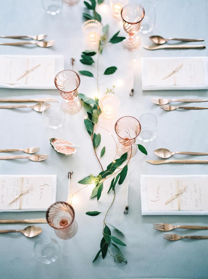 Minimalist Wedding | Viktoria Antal | As seen on TodaysBride.com