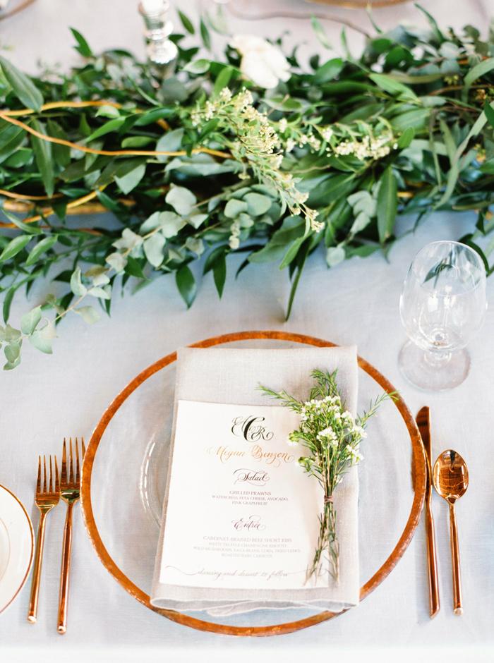 Minimalist Wedding | Erich McVey Photography | As seen on TodaysBride.com