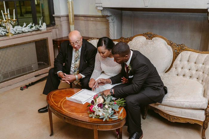 Wedding Officiant | Heartlanders Co. | As seen on TodaysBride.com