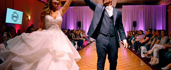 Fashion Show Gallery from the May 6th Wedding Show