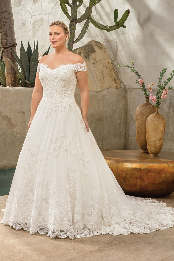 Plus Size Bridal Gowns Fit Tips and Trends | Today\'s Bride