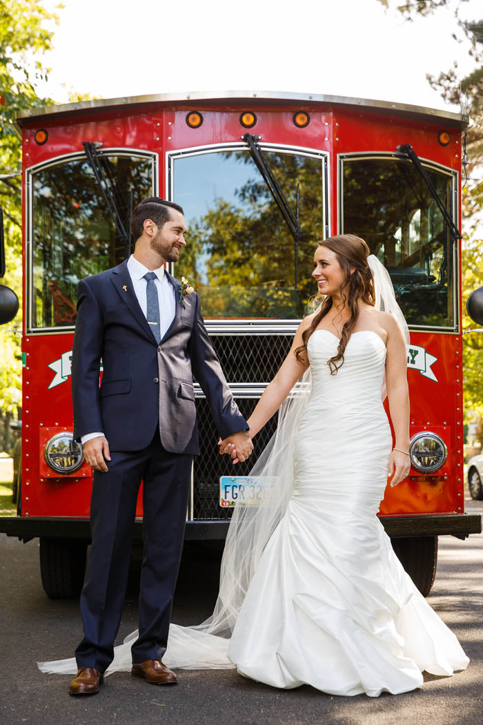 Transportation | Genevieve Nisly Photography | As seen on TodaysBride.com