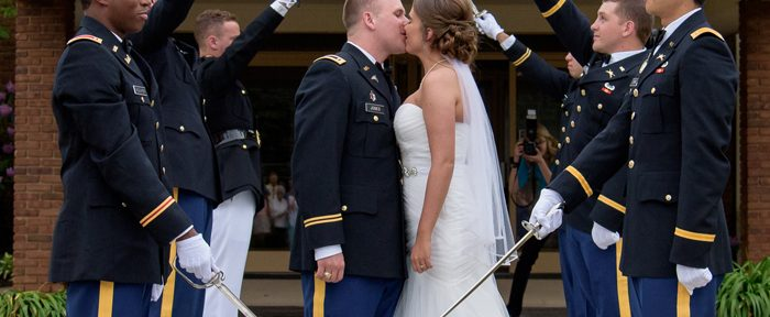 Simple Guide to the Perfect Military Wedding