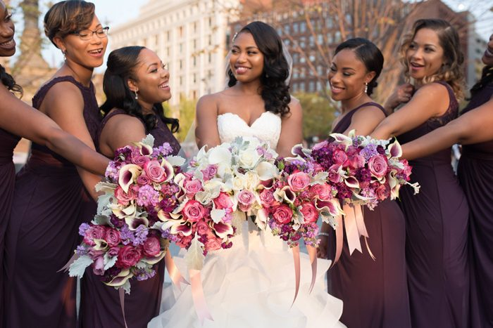 Wedding Flowers | JazzyMae Photography | As seen on TodaysBride.com