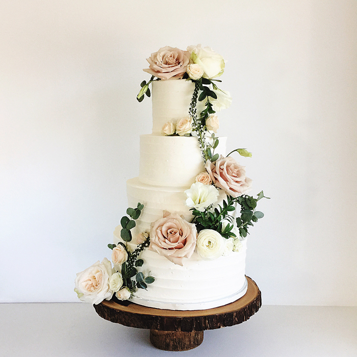 Woodsy Wedding | Kake by Darci | As seen on TodaysBride.com