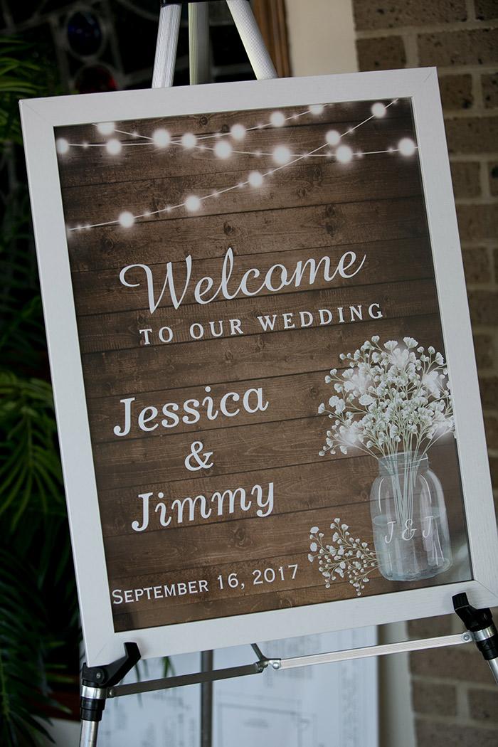 Jessica & Jimmy's Lasting Love Real Wedding, ohio real wedding, fall rustic wedding