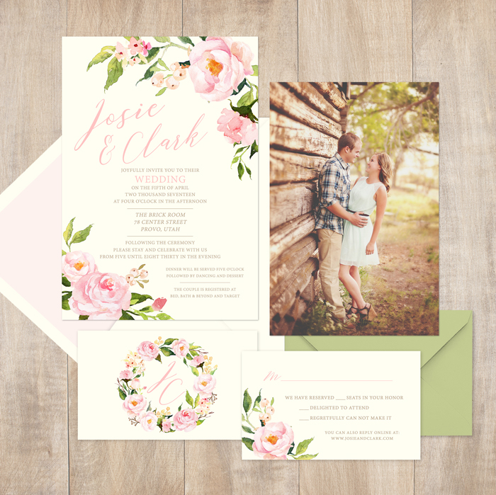 Invitation Etiquette | Jeneze Designs | As seen on TodaysBride.com