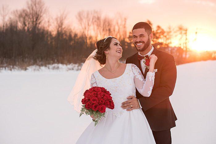 Outdoor Wedding|Sabrina Hall Photography| As seen on TodaysBride.com