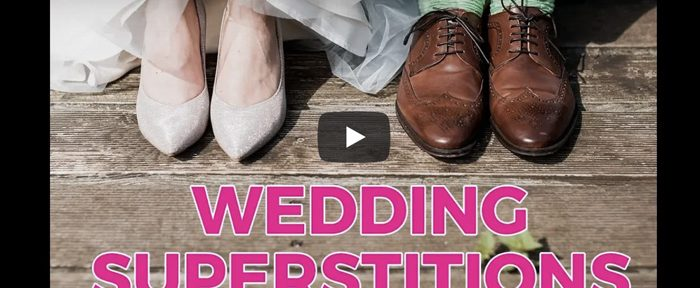 Video: Weird Wedding Traditions & Superstitions
