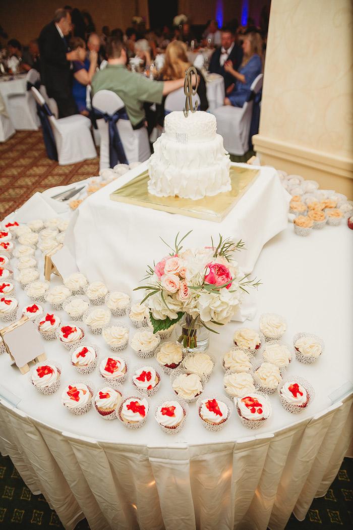 Kari & Tristan's Lodge at Geneva-on-the-Lake Real Wedding, burgundy and navy wedding, ohio wedding, real wedding, bride, groom, destination wedding, lake wedding