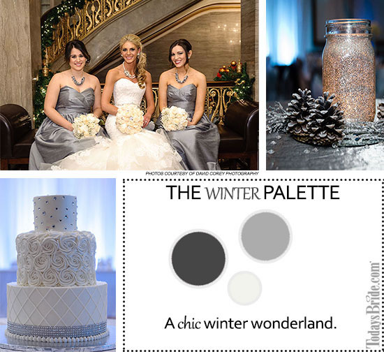 What's Your Palette - Today's Bride Magazine & Shows