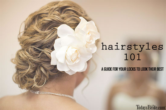 Today's Bride Magazine & Shows: Hairstyles 101