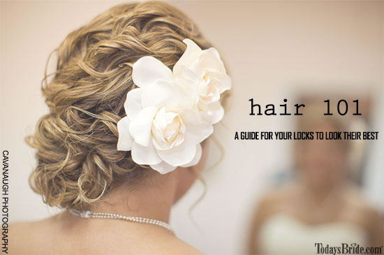 Today's Bride Magazine & Shows: Hairstyles