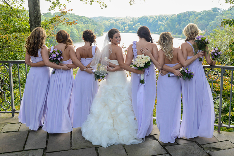Bridesmaids' Dresses| We've Got Something Special Photography| As seen on TodaysBride.com