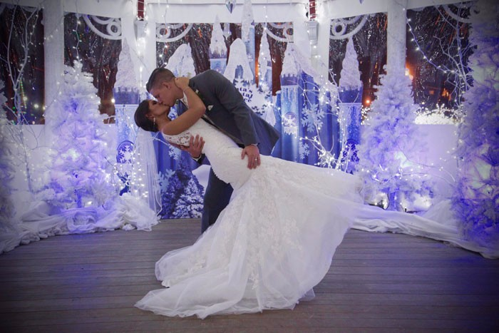 Celia & Luke - Cheers to the New Year Real Wedding as seen on Todaysbride.com   Riverfront Photography