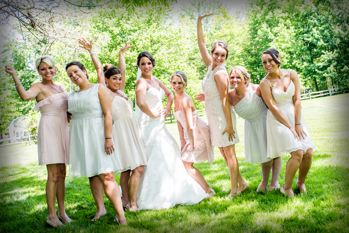 Bridesmaids Dos and Don'ts | BCR Studios by Brad | As Seen on TodaysBride.com