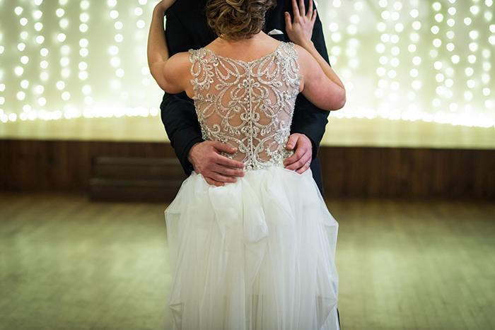 Kristin & Eric - Romantically Rustic | Black Dog Photo Co | As seen on Todaysbride.com | wedding photography, maggie sottero phyllis wedding dress, real ohio wedding