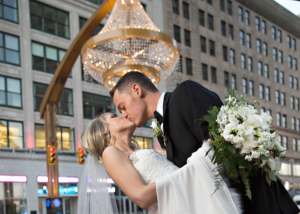 Brittany & Nicholas - Cleveland Elegance | Karen Menyhart Photography | As seen on TodaysBride.com | Cleveland Wedding Photography, Winter wedding ideas,