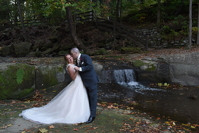Rebecca & Justin - Burgundy Bliss | Love is All You Need Photography | As seen on TodaysBride.com | Wedding Photography, Fall Wedding,