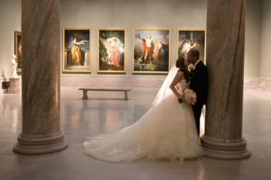 Shannon & Andrew - A Modern Fairy Tale | Photos by New Image Photography | As seen on TodaysBride.com