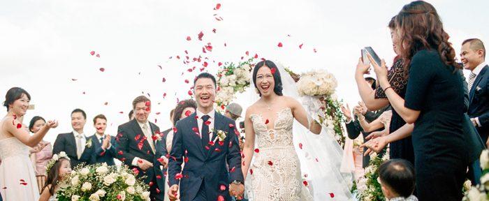Grand Wedding Exit Ideas