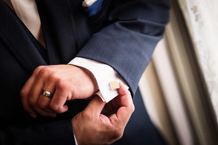 Rachael & Andrew - Elegant Greystone Hall Wedding | Photos by Black Dog Photo Co | As seen on TodaysBride.com | Real ohio wedding, Greystone hall, elegant blush and navy wedding, wedding photography