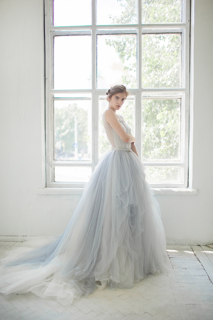 Something Blue | Carousel Fashions | As Seen on TodaysBride.com