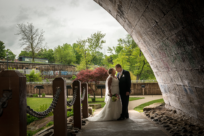 Christy & Aaron - Simply Sweet | Photography by Dom Chiera Photography | As seen on Todaysbride.com, Navy and blush wedding, wedding photography, kent ohio wedding