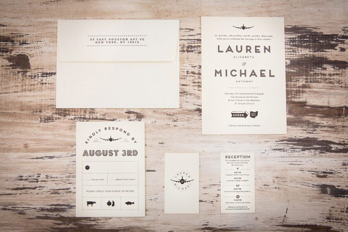 Invitation Etiquette | Genevieve Nisly Photography | As seen on TodaysBride.com