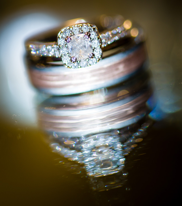 Insuring your Wedding Rings | John Paul Studios | As Seen on TodaysBride.com