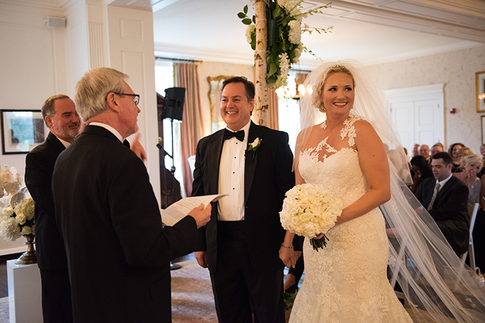 Nicole & Jan-Oliver - Elegant Emerald Wedding | New Image Photography | As seen on Todaysbride.com | real ohio wedding, emerald and gold wedding colors, elegant wedding, wedding photography, cermony decor, bridal bouquet