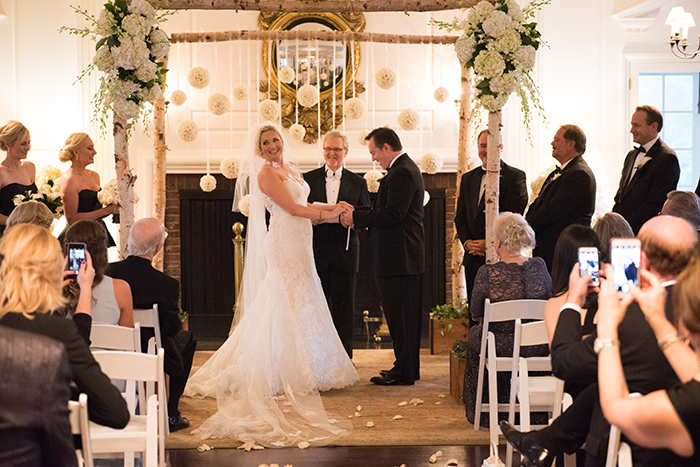 Nicole & Jan-Oliver - Elegant Emerald Wedding | New Image Photography | As seen on Todaysbride.com | real ohio wedding, emerald and gold wedding colors, elegant wedding, wedding photography, ceremony decor, bridal arch