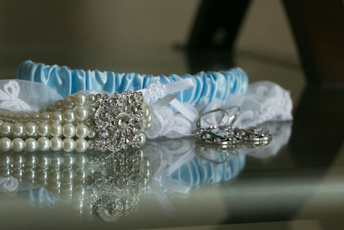 Something Blue | Spencer Photography | As seen on TodaysBride.com