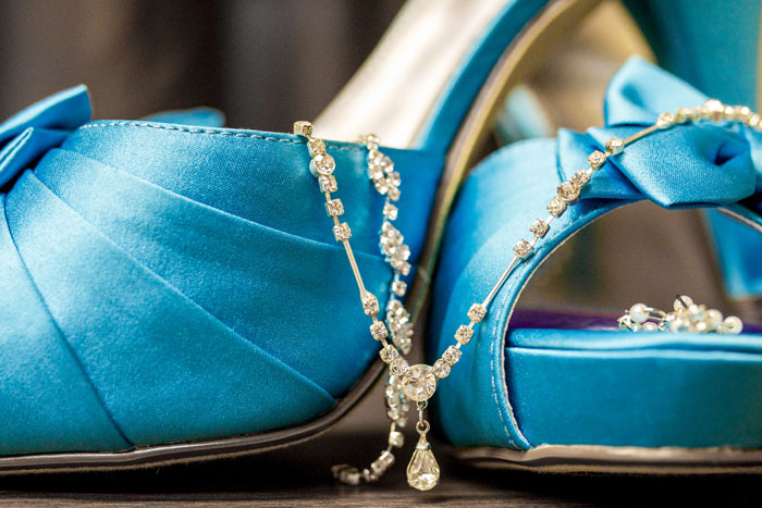 Something Blue | 3&8 Photography | As Seen on TodaysBride.com