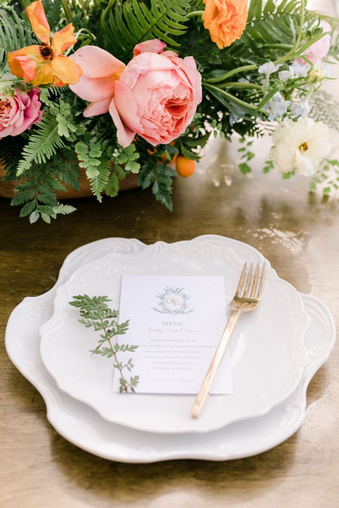 Reception Tables | Anna Delores Photography | As seen on TodaysBride.com
