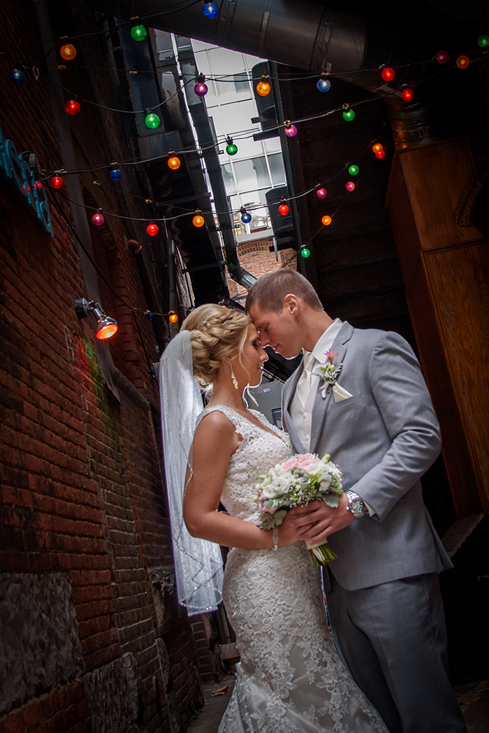 Randi & Scott - The Best Day Ever! | Cirino Photography | Real Wedding as seen on Todaysbride.com Today's Bride | real cleveland ohio wedding, blush and gold wedding photography