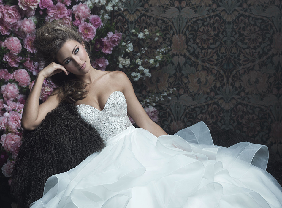 Galleria Gowns | As Seen On TodaysBride.com