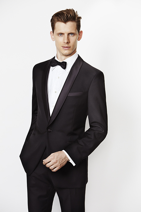 Boumadi Men's Clothier & Tailoring | As Seen On TodaysBride.com