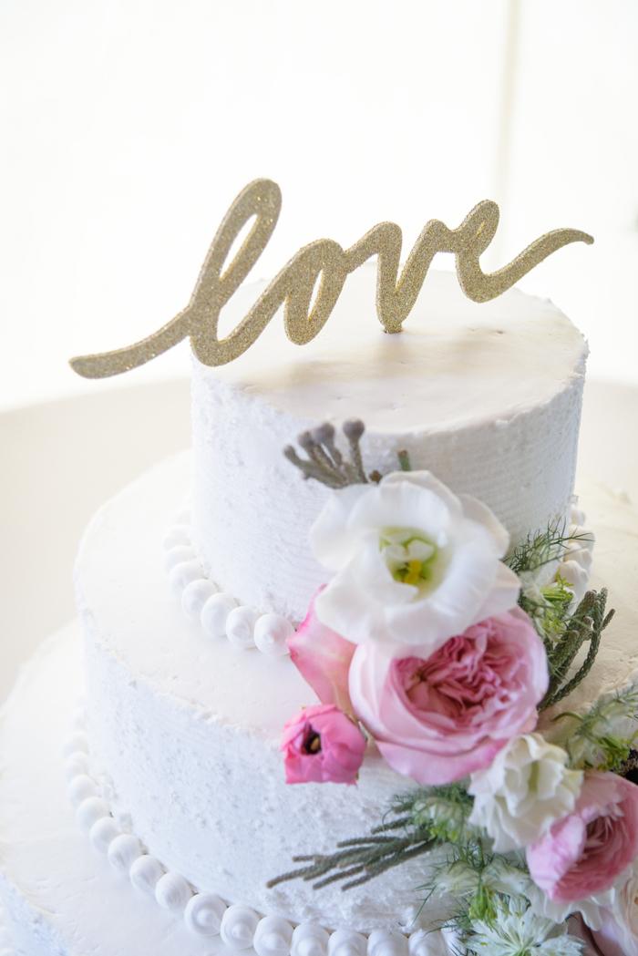 Wedding Cake Topper | David Corey Photography | As Seen on TodaysBride.com