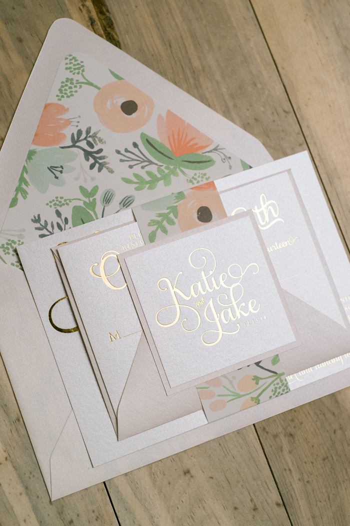 Envelope Liners | Jupiter and Juno | As Seen on TodaysBride.com